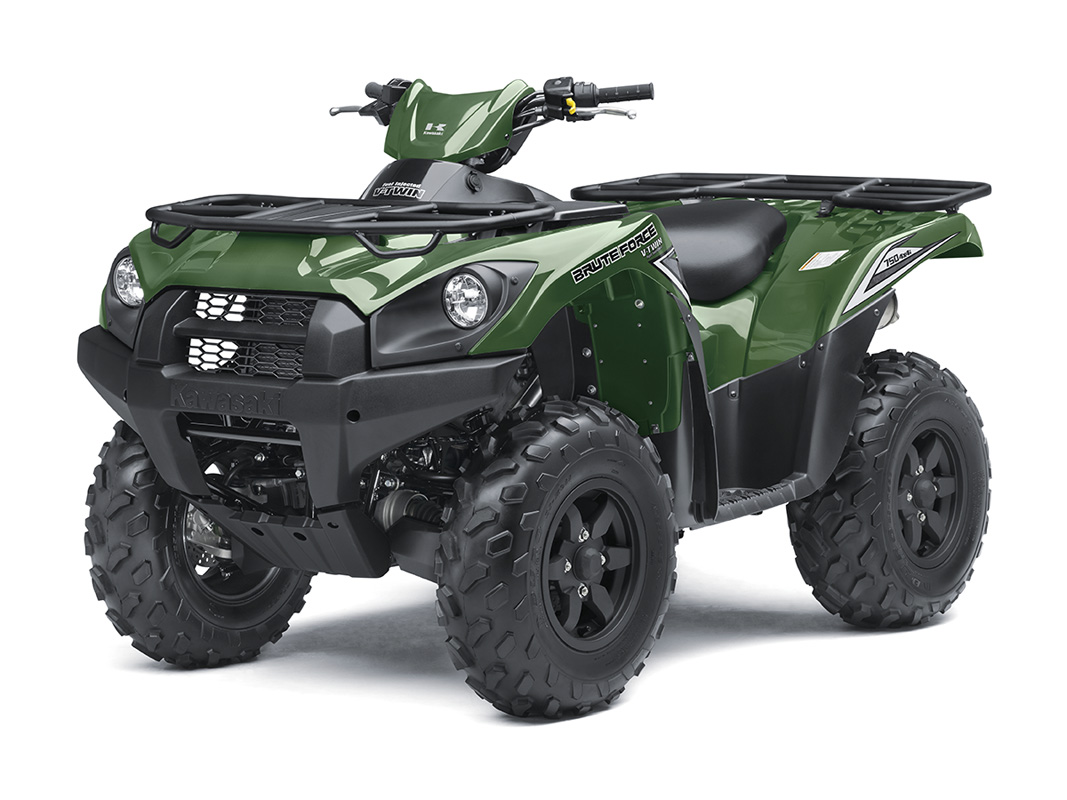 2017 Kawasaki Brute Force 750 4x4i in Canton, Ohio