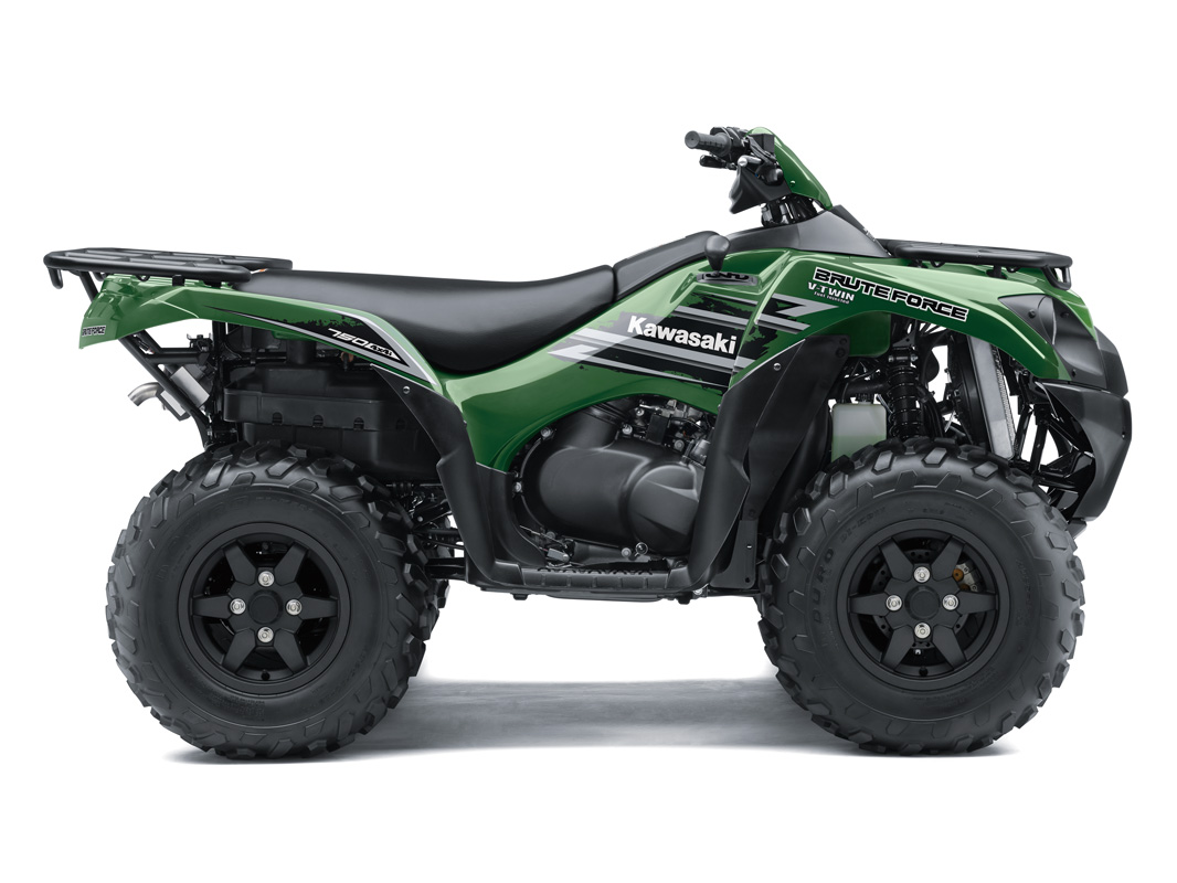 2018 Kawasaki Brute Force 750 4x4i in Stuart, Florida
