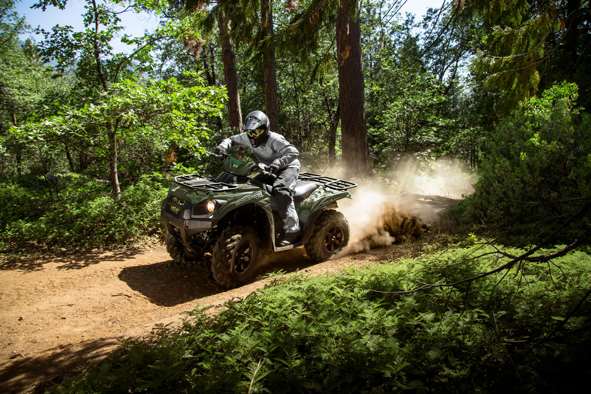 2018 Kawasaki Brute Force 750 4x4i in Evansville, Indiana