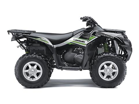 2017 Kawasaki Brute Force 750 4x4i EPS in Fairfield, Illinois