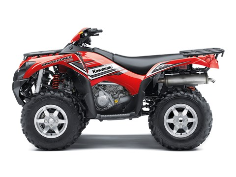 2017 Kawasaki Brute Force 750 4x4i EPS in Bolivar, Missouri
