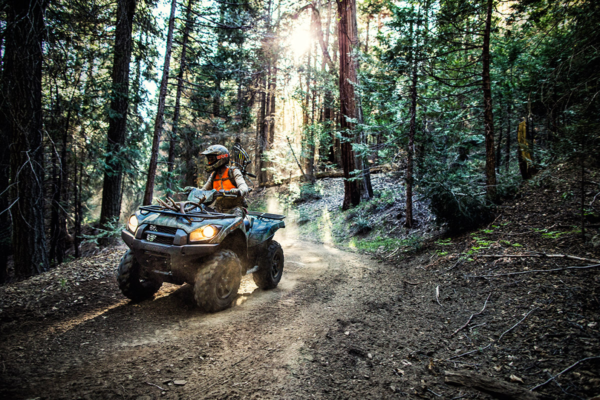 2017 Kawasaki Brute Force 750 4x4i EPS in Sacramento, California