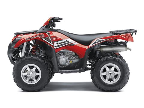 2017 Kawasaki Brute Force 750 4x4i EPS in Freeport, Illinois