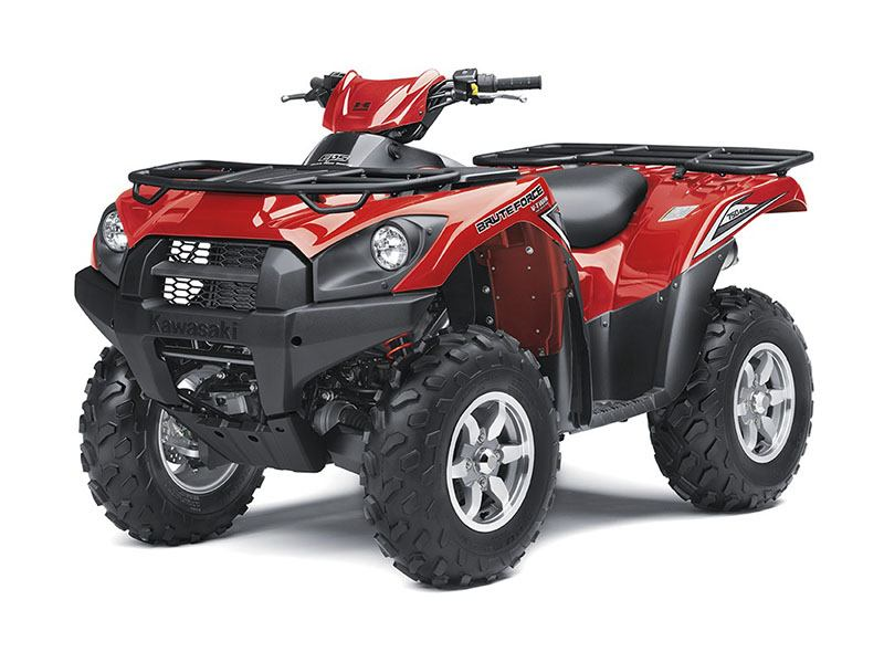2017 Kawasaki Brute Force 750 4x4i EPS in Rock Falls, Illinois