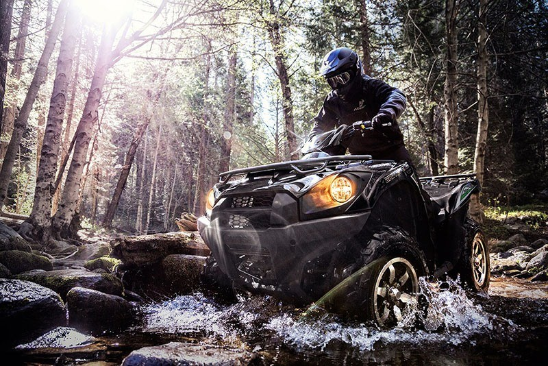 2017 Kawasaki Brute Force 750 4x4i EPS in Tarentum, Pennsylvania