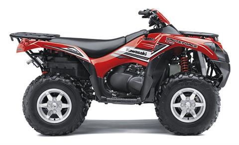 2017 Kawasaki Brute Force 750 4x4i EPS in Oak Creek, Wisconsin