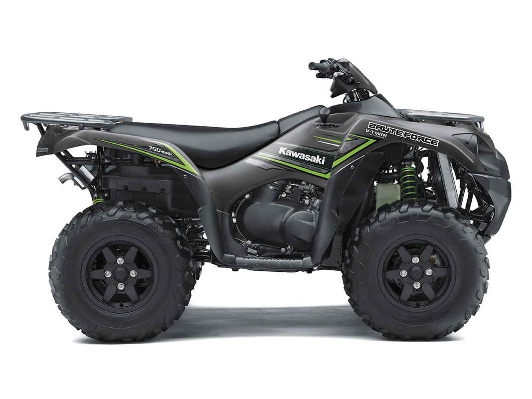 2017 Kawasaki Brute Force 750 4x4i EPS in Highland, Illinois