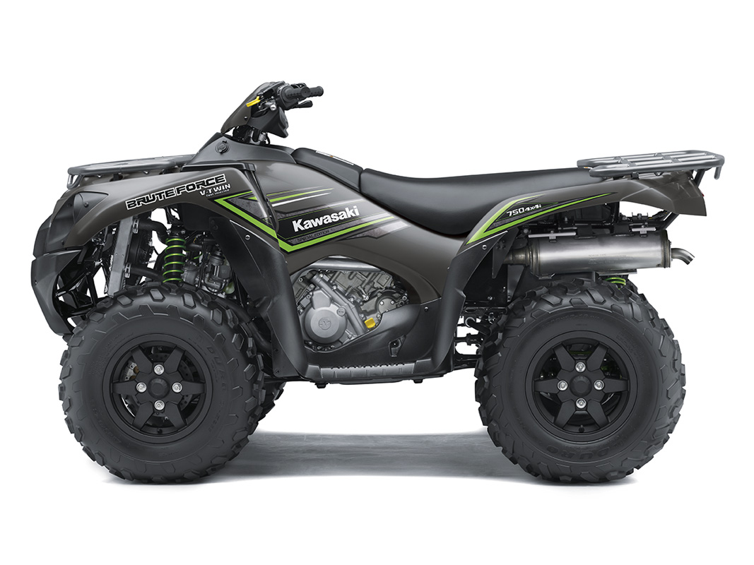 2017 Kawasaki Brute Force 750 4x4i EPS in Orlando, Florida