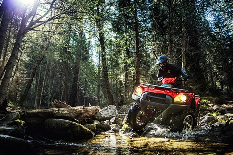 2017 Kawasaki Brute Force 750 4x4i EPS in Hollister, California