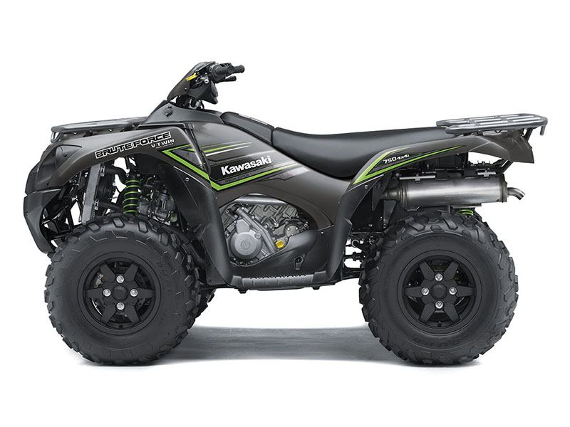 2017 Kawasaki Brute Force 750 4x4i EPS in Eureka, California - Photo 2