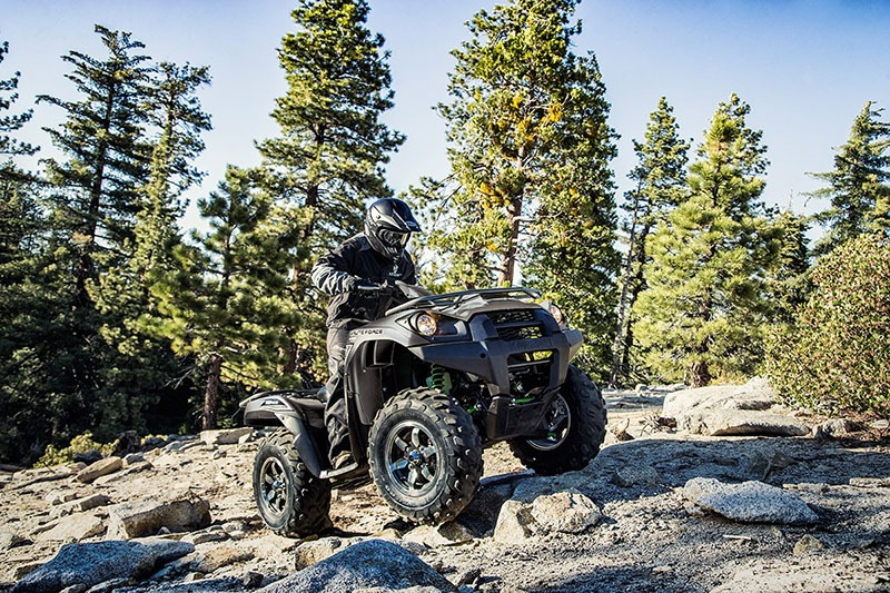 2017 Kawasaki Brute Force 750 4x4i EPS in Merced, California