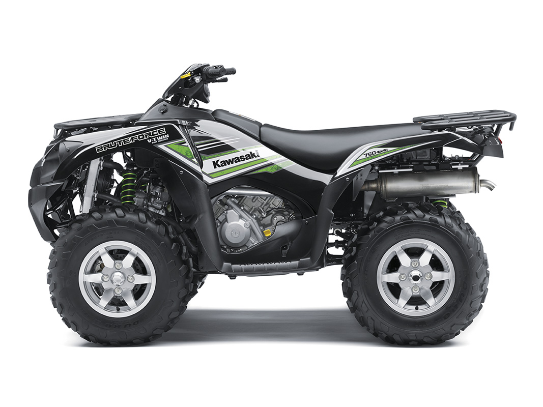 2017 Kawasaki Brute Force 750 4x4i EPS in Dimondale, Michigan