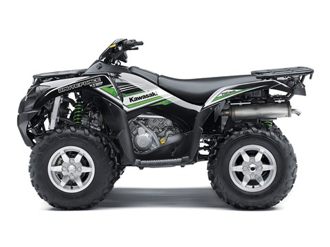 2017 Kawasaki Brute Force 750 4x4i EPS in Greenville, North Carolina