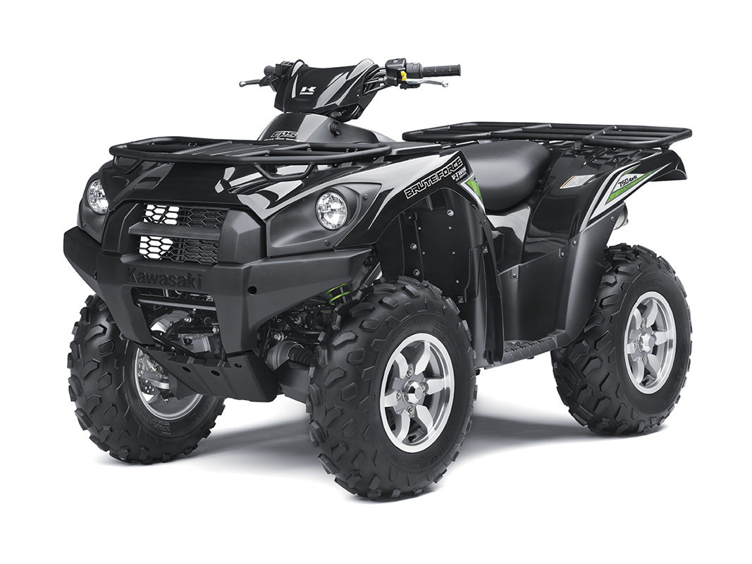 2017 Kawasaki Brute Force 750 4x4i EPS in Kerrville, Texas