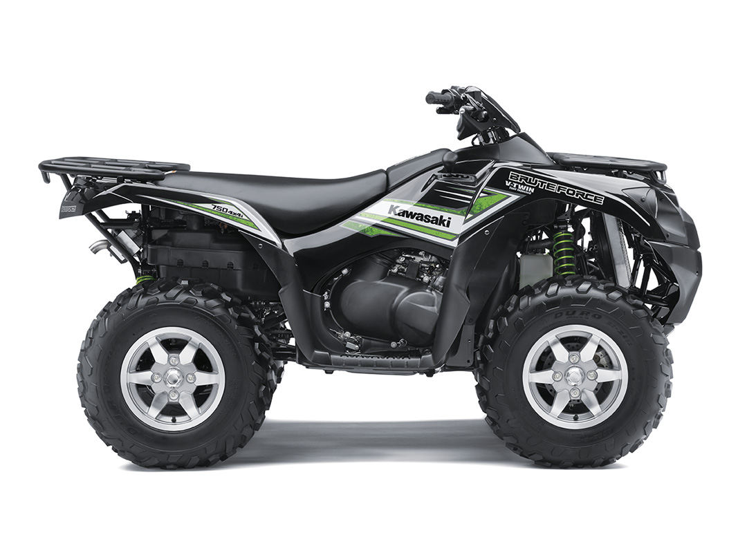 2017 Kawasaki Brute Force 750 4x4i EPS in Orange, California