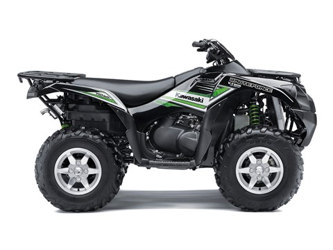 2017 Kawasaki Brute Force 750 4x4i EPS in Baldwin, Michigan