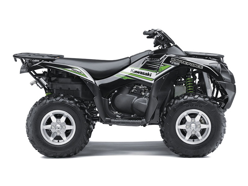 2017 Kawasaki Brute Force 750 4x4i EPS in Harrisburg, Illinois