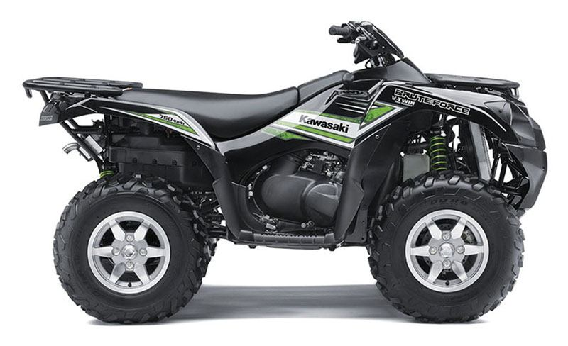 2017 Kawasaki Brute Force 750 4x4i EPS in Biloxi, Mississippi
