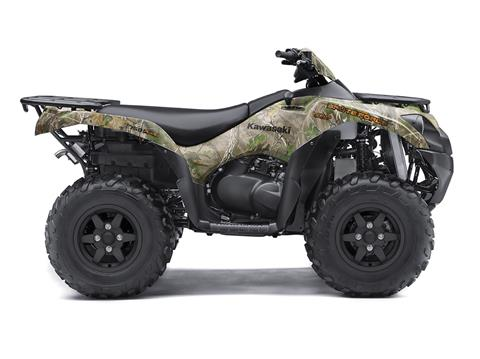 2017 Kawasaki Brute Force 750 4x4i EPS Camo in Everett, Pennsylvania