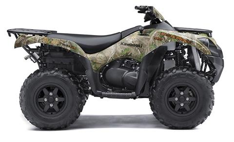 2017 Kawasaki Brute Force 750 4x4i EPS Camo in Mount Vernon, Ohio