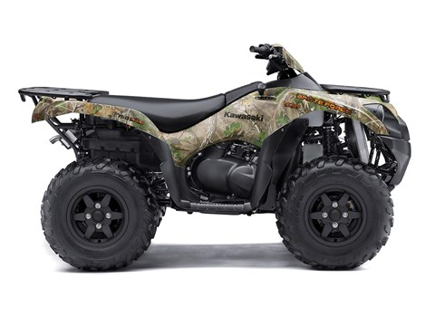 2017 Kawasaki Brute Force 750 4x4i EPS Camo in Stuart, Florida