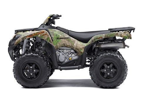 2017 Kawasaki Brute Force 750 4x4i EPS Camo in Johnstown, Pennsylvania