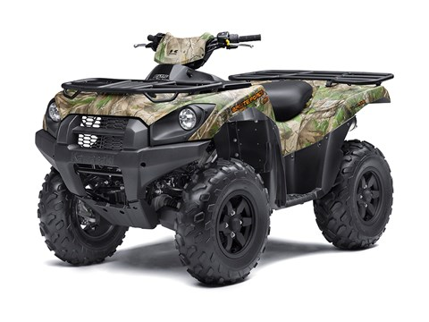 2017 Kawasaki Brute Force 750 4x4i EPS Camo in Pasadena, Texas
