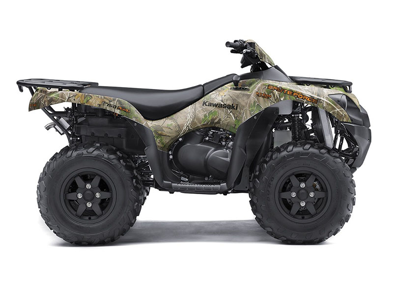 2017 Kawasaki Brute Force 750 4x4i EPS Camo in Hialeah, Florida
