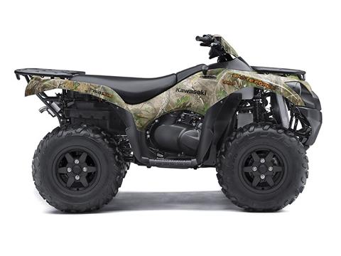 2017 Kawasaki Brute Force 750 4x4i EPS Camo in Brooklyn, New York