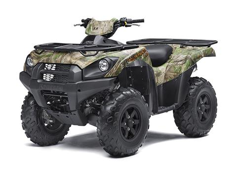 2017 Kawasaki Brute Force 750 4x4i EPS Camo in Johnson City, Tennessee