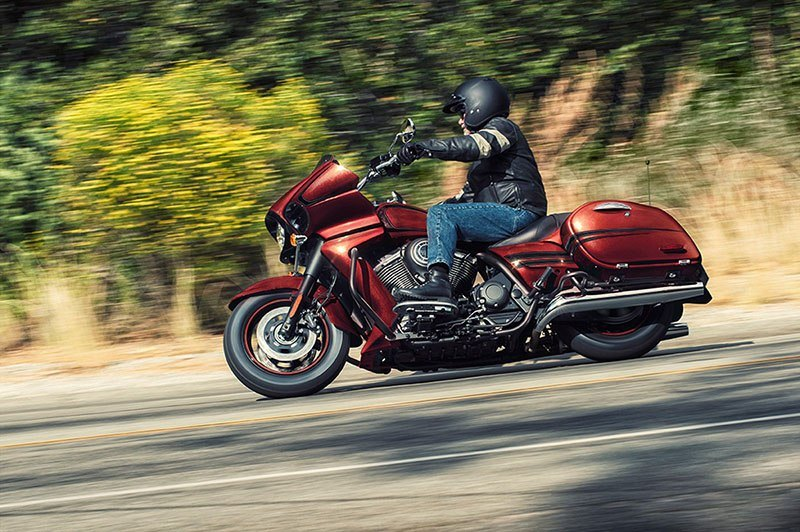 2017 Kawasaki Vulcan 1700 Vaquero ABS in Middletown, New York