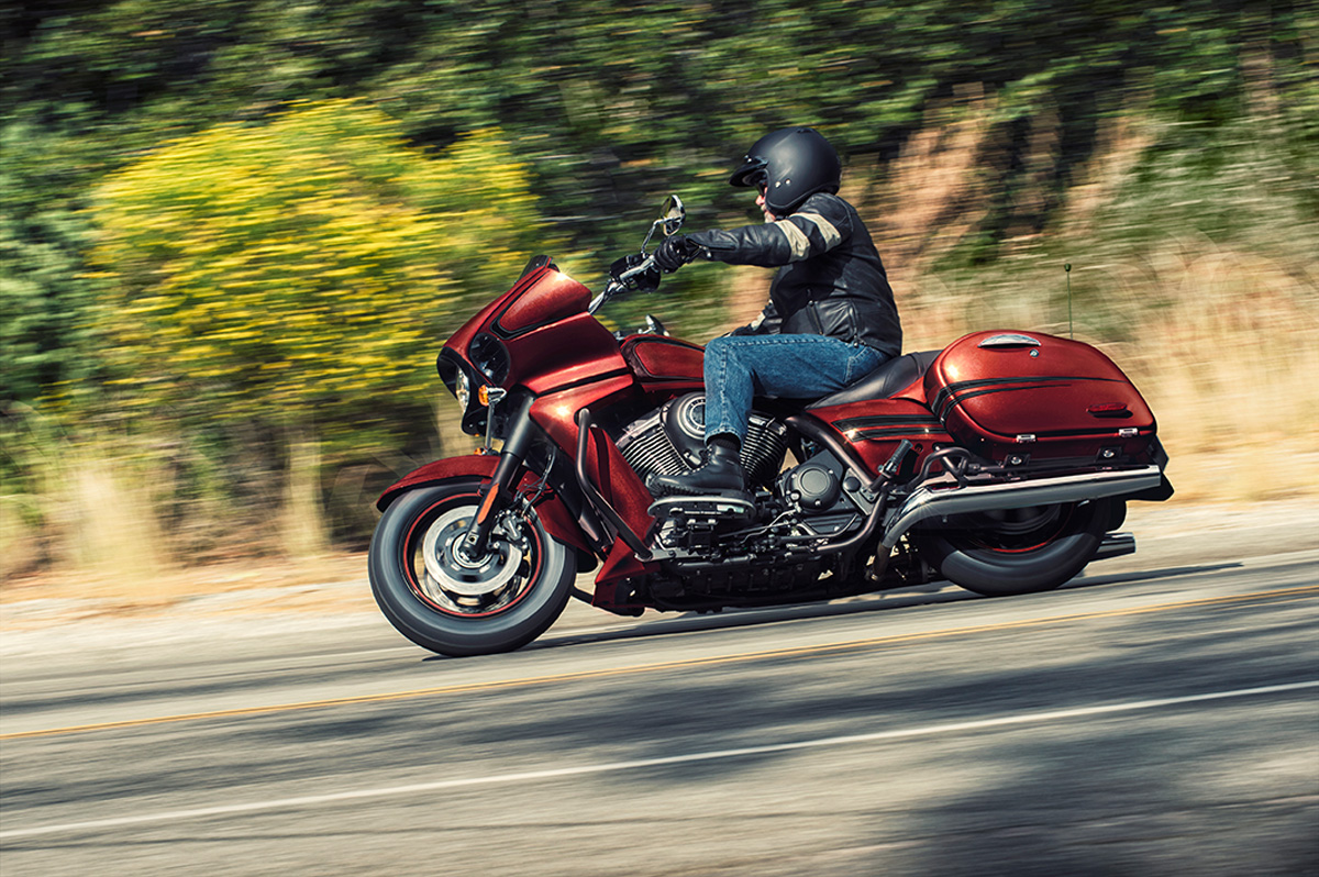 2017 Kawasaki Vulcan 1700 Vaquero ABS in Asheville, North Carolina