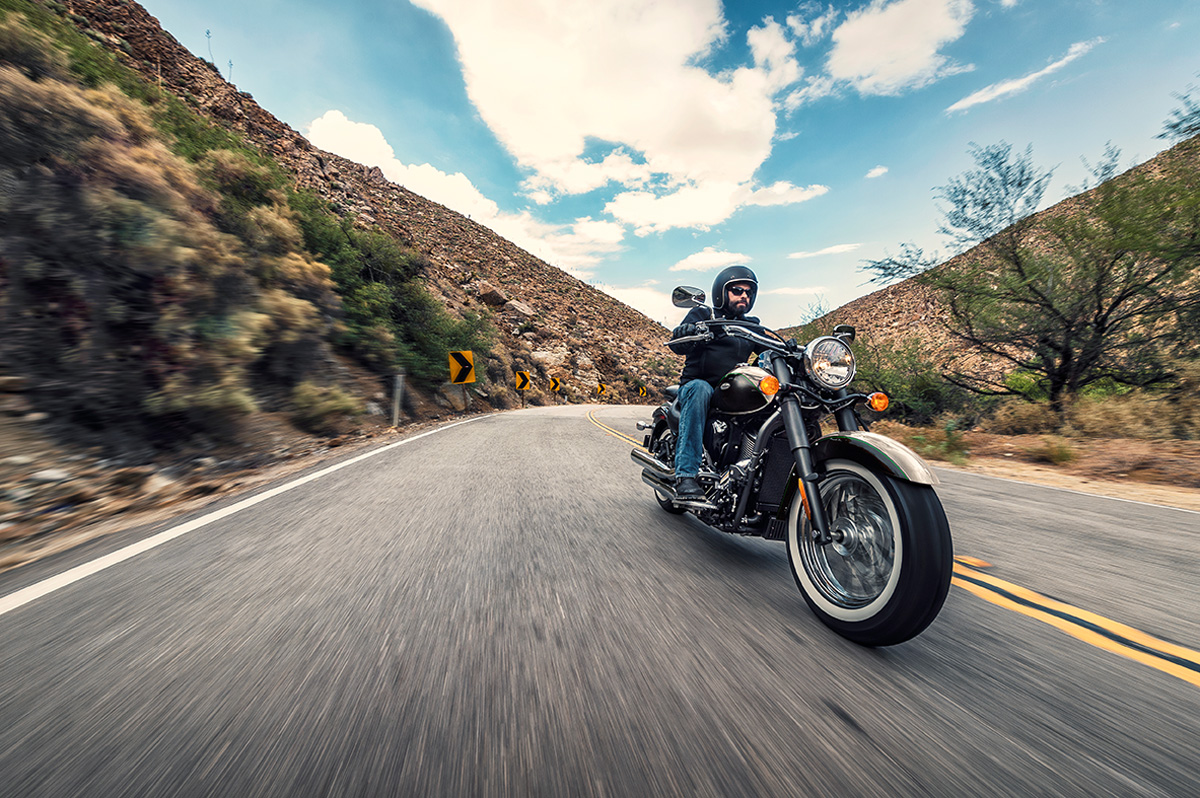 2017 Kawasaki Vulcan 900 Classic in Highland Springs, Virginia