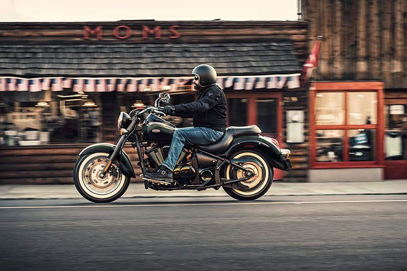 2017 Kawasaki Vulcan 900 Classic in Johnson City, Tennessee