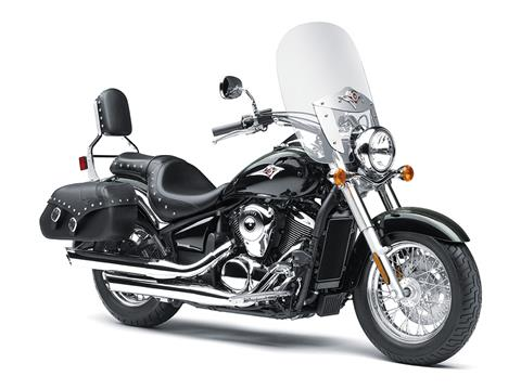 2017 Kawasaki Vulcan 900 Classic LT in Fort Pierce, Florida