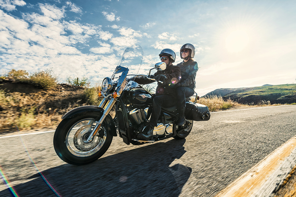 2017 Kawasaki Vulcan 900 Classic LT in Colorado Springs, Colorado