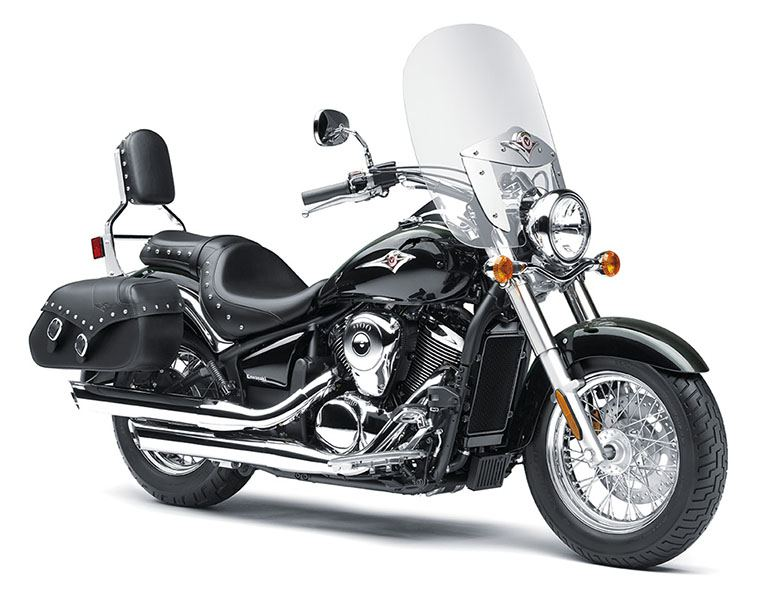 2017 Kawasaki Vulcan 900 Classic LT in Orange, California