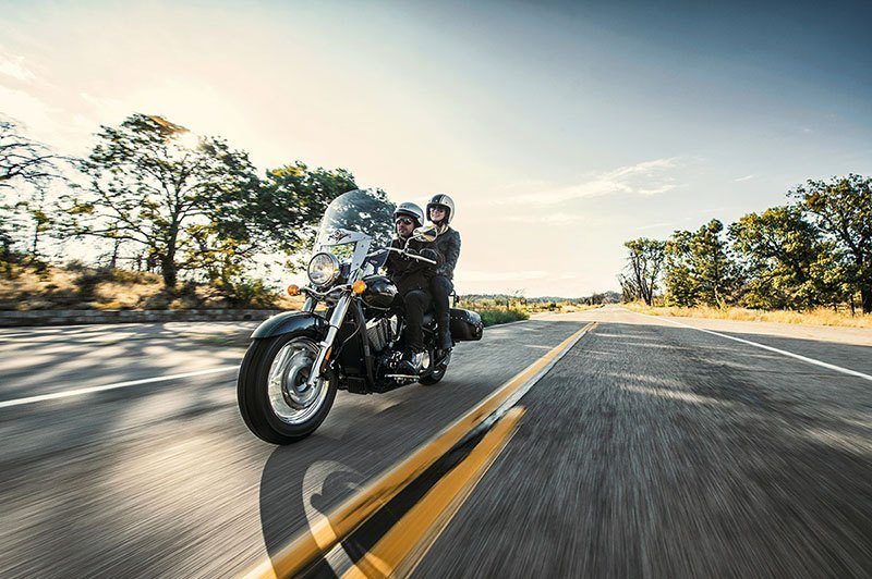 2017 Kawasaki Vulcan 900 Classic LT in Bellevue, Washington