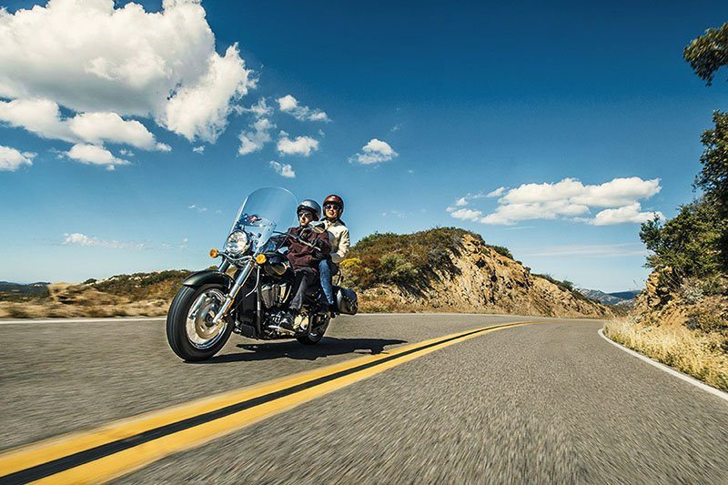 2017 Kawasaki Vulcan 900 Classic LT in Kittanning, Pennsylvania - Photo 8
