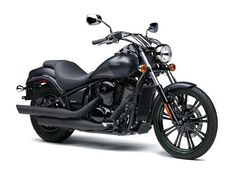 2017 Kawasaki Vulcan 900 Custom in Greenville, North Carolina