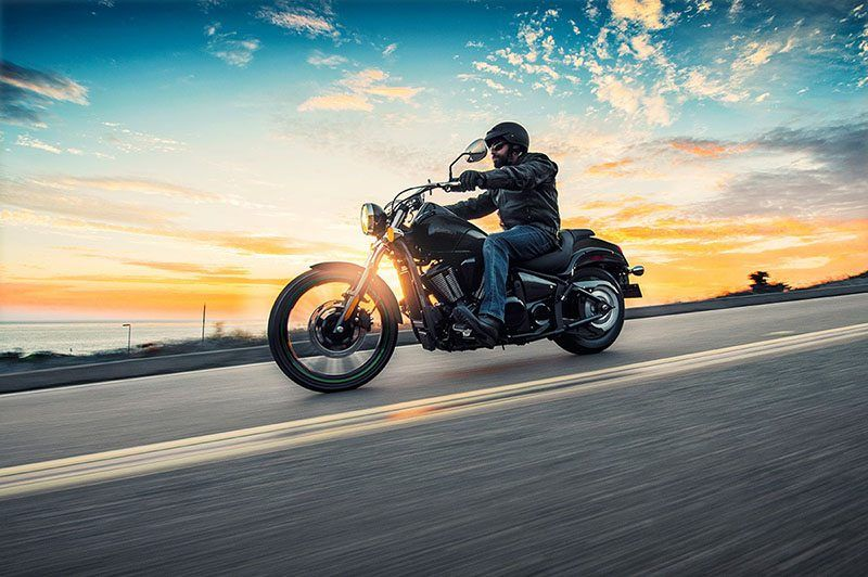 2017 Kawasaki Vulcan 900 Custom in Austin, Texas