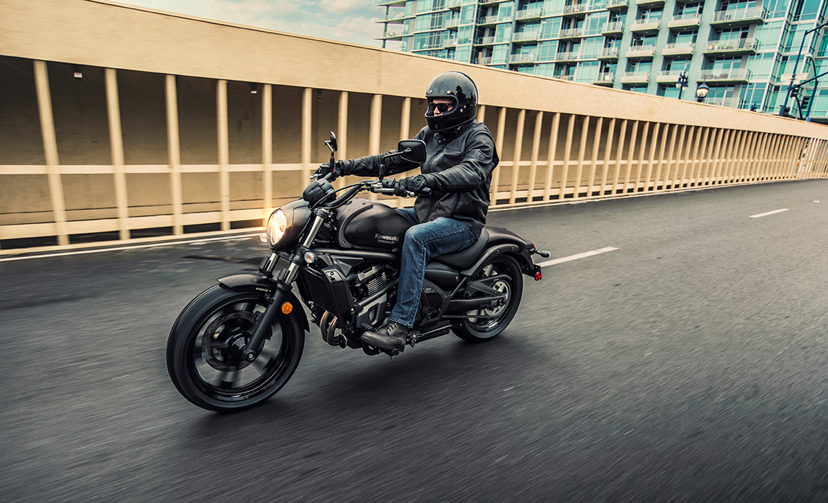 2017 Kawasaki Vulcan S in Norfolk, Virginia