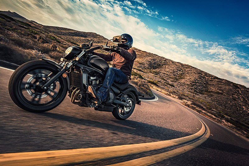 2017 Kawasaki Vulcan S in Asheville, North Carolina