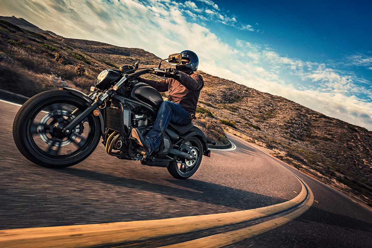 2017 Kawasaki Vulcan S ABS in Las Cruces, New Mexico