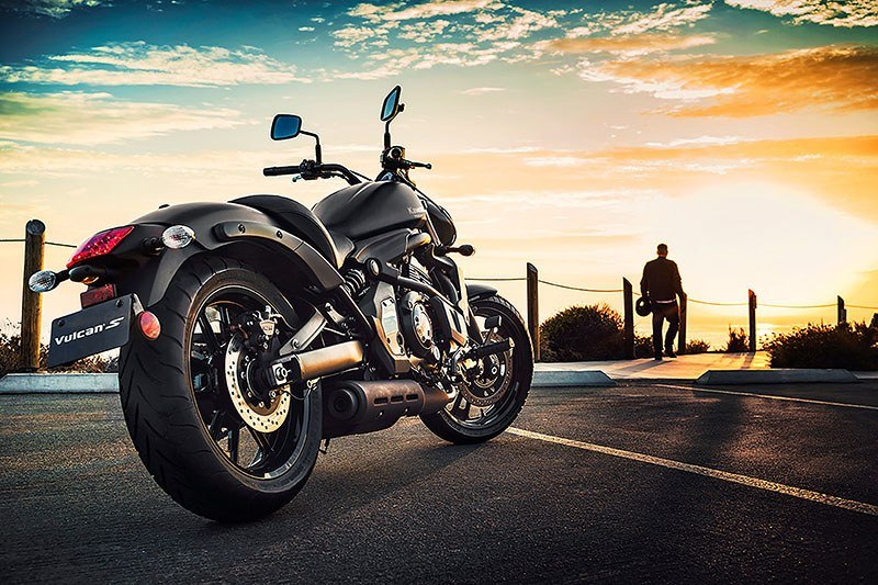 2017 Kawasaki Vulcan S ABS in Redding, California - Photo 4