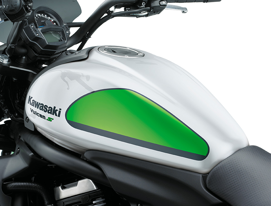 2017 Kawasaki Vulcan S ABS CAFÉ in Chanute, Kansas