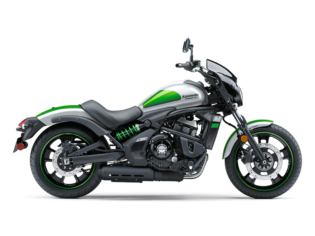 2017 Kawasaki Vulcan S ABS CAFÉ in Massillon, Ohio