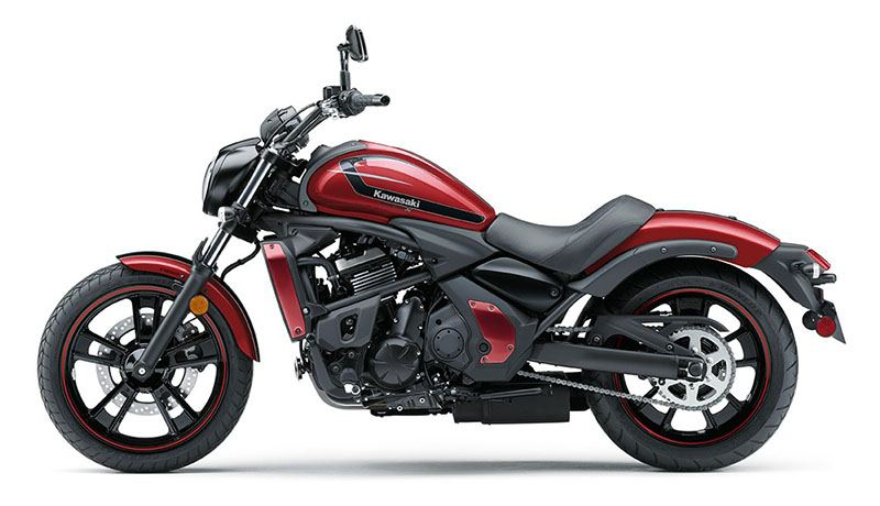 2017 Kawasaki Vulcan S ABS SE in Asheville, North Carolina