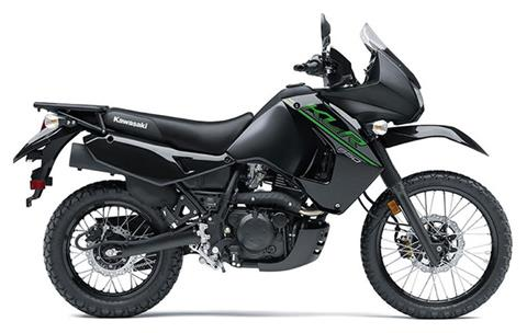 2017 Kawasaki KLR650 in Mount Vernon, Ohio