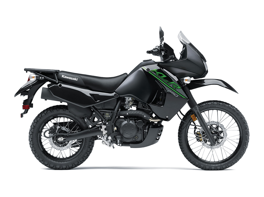 2017 Kawasaki KLR650 in Massillon, Ohio